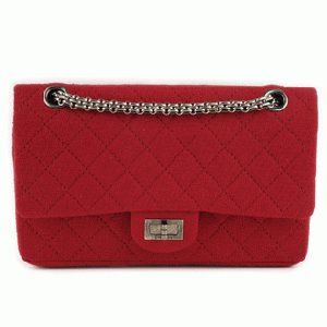 CHANEL Bag Red 204 Discount Sale Price